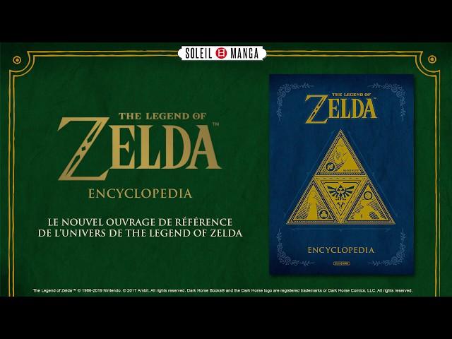Zelda Encyclopedia - Présentation en vidéo