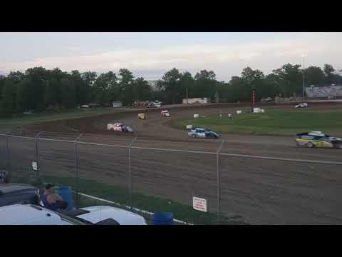 34 Raceway - Heat Race - 5/19/18