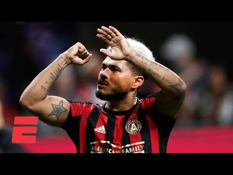 Josef Martinez Stunner Sends Atlanta United To Conference Final | MLS Highlights