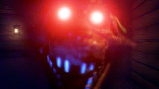FOXY HEART ATTACK! + SECRET EXTRAS ENDING ROOM ENDING! - The Joy Of Creation : REBORN | Ep 4