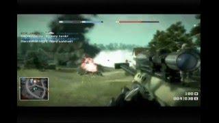 Battlefield: Bad Company Ps3 Sniper Montage---OwnReturns
