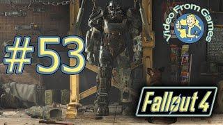 Прохождение Fallout 4 53 Летающий корабль
