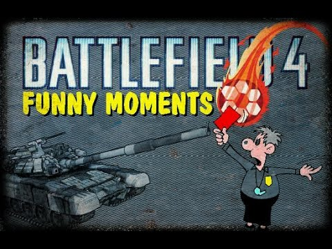 Download Battlefield 4  Funny Moments - Carton Rouge / Surprise troll & T-Bag style [FUNNY VIDÉO]