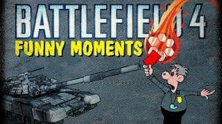 Battlefield 4  Funny Moments - Carton Rouge / Surprise troll & T-Bag style [FUNNY VIDÉO]