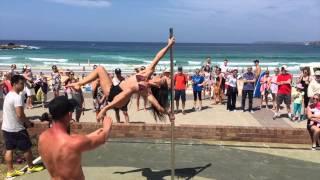 Bondi Beach Bars Calisthenics and Muscle Up Jam