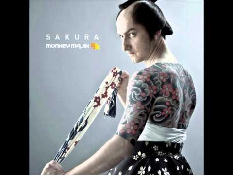 SAKURA  MONKEY MAJIK acoustic 歌詞付き