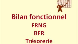 Bilan fonctionnel FRNG BFR TN