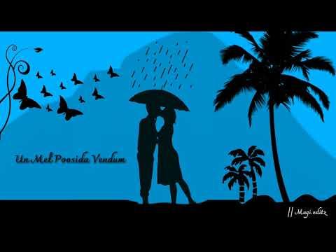 ❤️Manam Vittu Unmai Mattum Unnodu Pesida Vendum💕||Remo||love||what's App Status