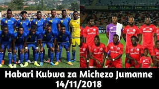 Simba Yaipa Ushauri Huu Yanga|Tanzania Yafungwa 2-0