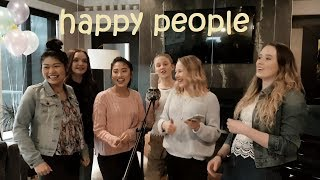 Happy People - Little Big Town (Cover by Hannah Gazso)