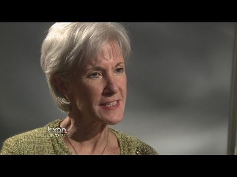 Kathleen Sebelius resigning from top HHS post