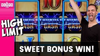 ⚡ Thunder Cash HL! 💰 Bonus Win @ San Manuel Casino ✪ BCSlots (S. 21 • Ep. 2)