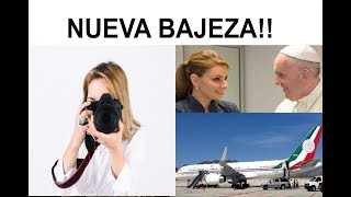 Burladas con fotos privadas, Gaviota Rezadora y avión de EPN irregular // EL NOPAL TIMES #ENT 139