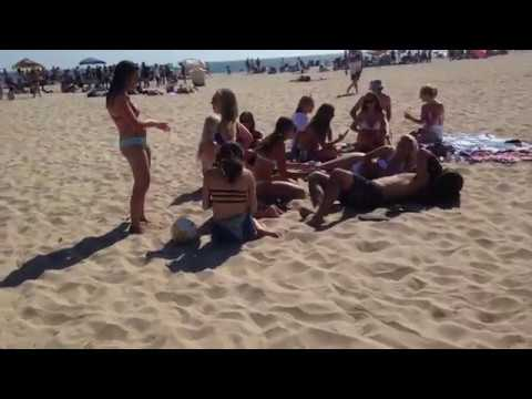 """4th Of July In The Newport Beach """"War Zone"""""""