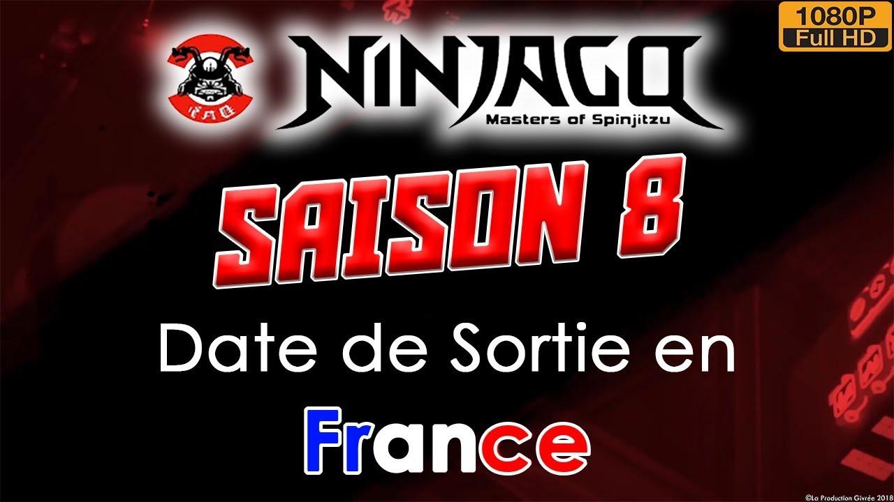 ninjago saison 8 date de sortie en france hd youtube. Black Bedroom Furniture Sets. Home Design Ideas