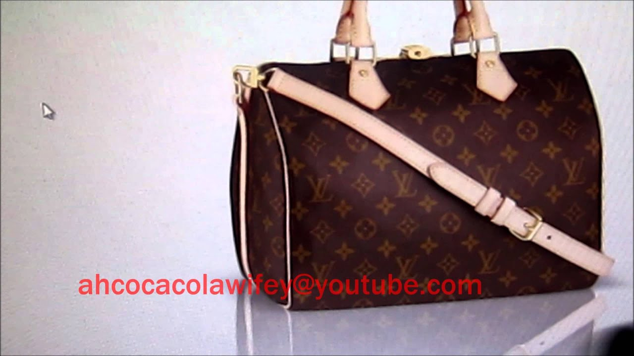 Splurge Or Save Louis Vuttion Bandouliere Vs Arcadia Sdy 30 Comparison And Review You