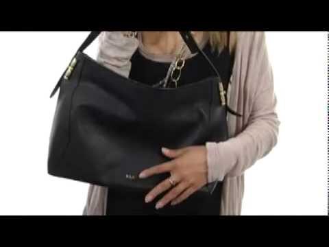 LAUREN Ralph Lauren Amalfi E/W Shoulder Bag  SKU:#8199083
