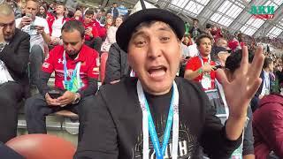 Влог спортивного журналиста: как Россия громила Саудовскую Аравию на ЧМ-2018
