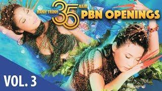 Best of Paris By Night Openings - Hành Trình 35 Năm (Vol. 3)