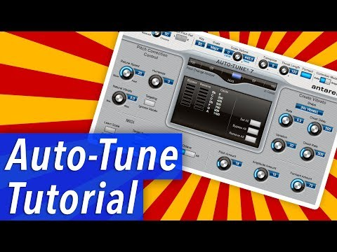 How To Use AutoTune Like A Pro Today!  BehindTheSpeakerscom
