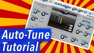How To Use AutoTune Like A Pro Today BehindTheSpeakers Com