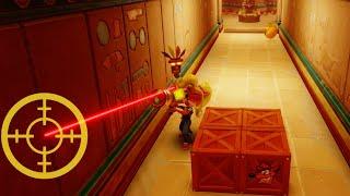 Crash & Coco Bandicoot En SPHYNXINATOR - Crash Bandicoot N. Sane Trilogy
