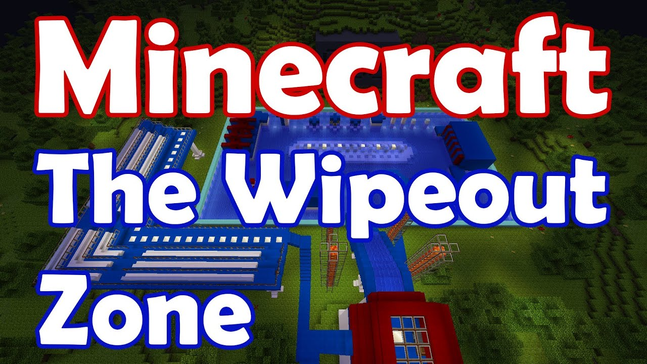 wipeout map minecraft