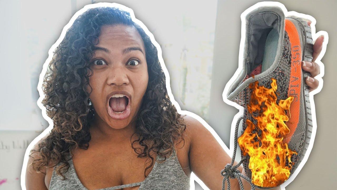 angry-girlfriend-burns-boyfriends-yeezy-prank-prank-gone-wrong