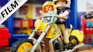 Playmobil Film deutsch | EMMAS 1. FAHRSTUNDE - Kann sie Papas Geheimnis bewahren? Familie Vogel
