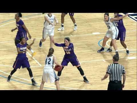 Maine Women's Basketball vs Albany Highlights