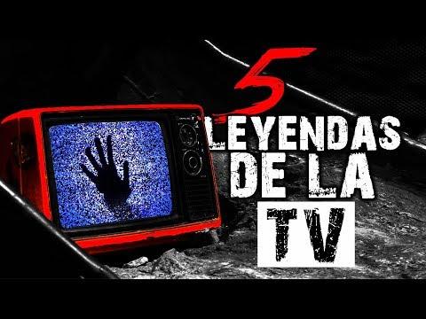 5 Extrañas leyendas urbanas de la TELEVISIÓN │ MundoCreepy │ NightCrawler