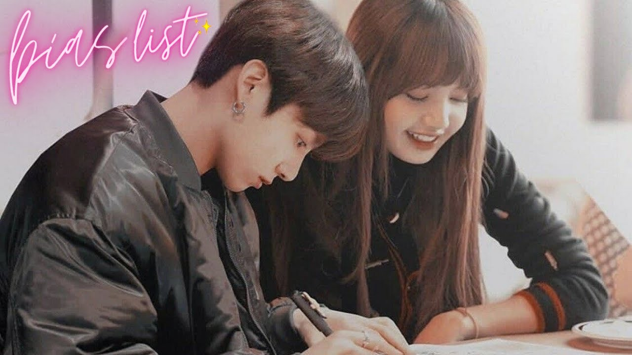 my bias list of every kpop group | part 1