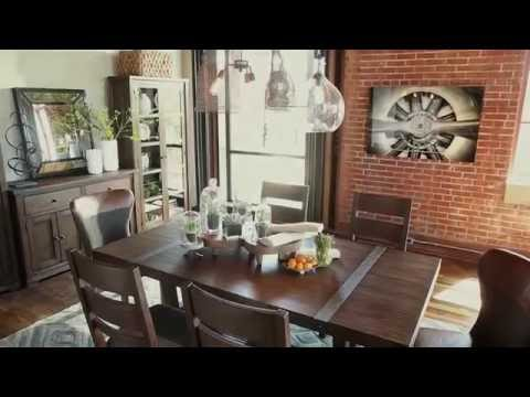 Ashley HomeStore Zenfield Dining Room HAUSLIFE Furniture