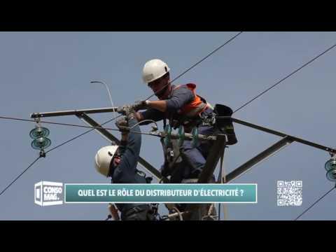 Quel est le rôle du distributeur d'électricité?