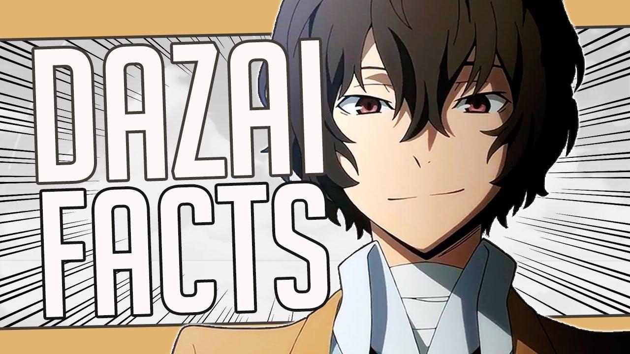 5 Facts About Osamu Dazai - Bungo Stray Dogs/Bungou Stray Dogs