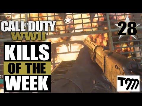 Call of Duty WW2 - TOP 10 KILLS OF THE WEEK #28 (COD Top Plays)