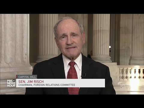 PBS NewsHour Interview with Nick Schifrin - May 21, 2019