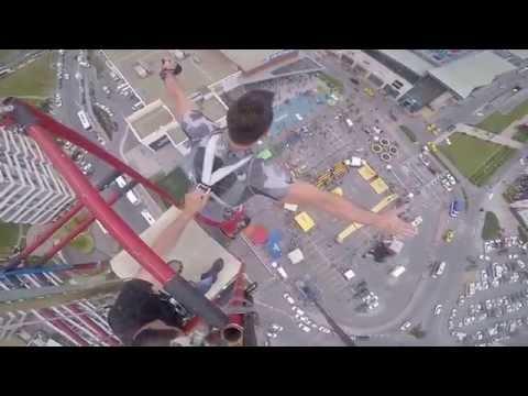 Bungee Jumping İstanbul 100 Metre Atlayış