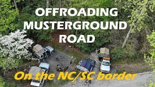 Overland Style Exploring SC - Musterground Road