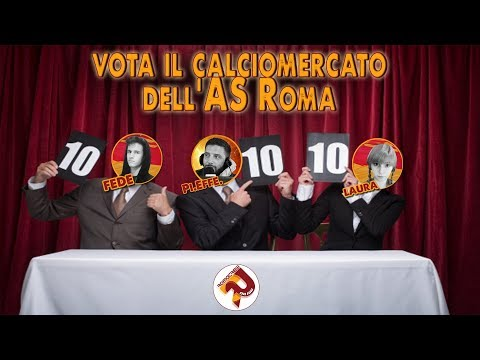VOTO AL CALCIOMERCATO AS ROMA | Roma Crew ON AIR 2.0 | #20