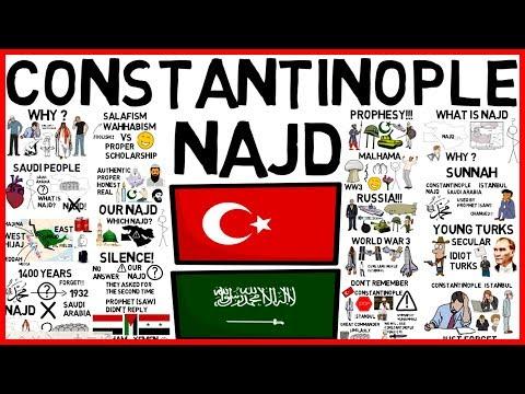 NAJD & CONSTANTINOPLE - FORGOTTEN CITIES - Imran Hosein Animated