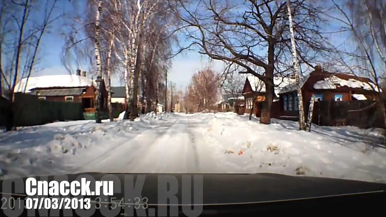 В Рязанской области утонул ребенок - YouTube