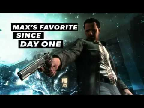 Max Payne 3 Weapons Trailer 1911 Pistol