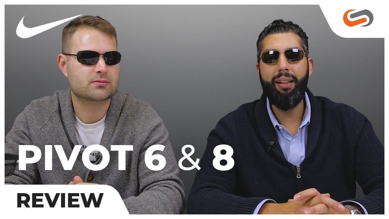 f36a00a14 Nike Pivot 6 & 8 Sunglasses Review | SportRx.com - YouTube