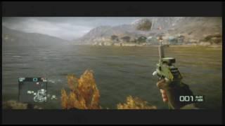 Battlefield BC 2 Fun Tactics- Shark Attack