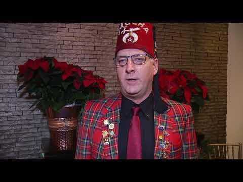 Sault Shrine Club - Children's Christmas Party