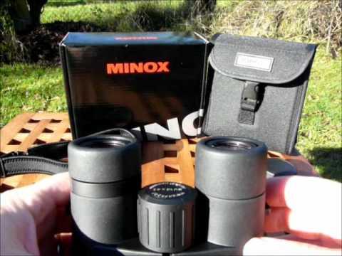 Minox bv brw binoculars youtube