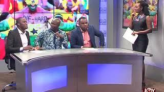 Dissolve GFA ASAP - News Desk on Joy News (7-6-18)
