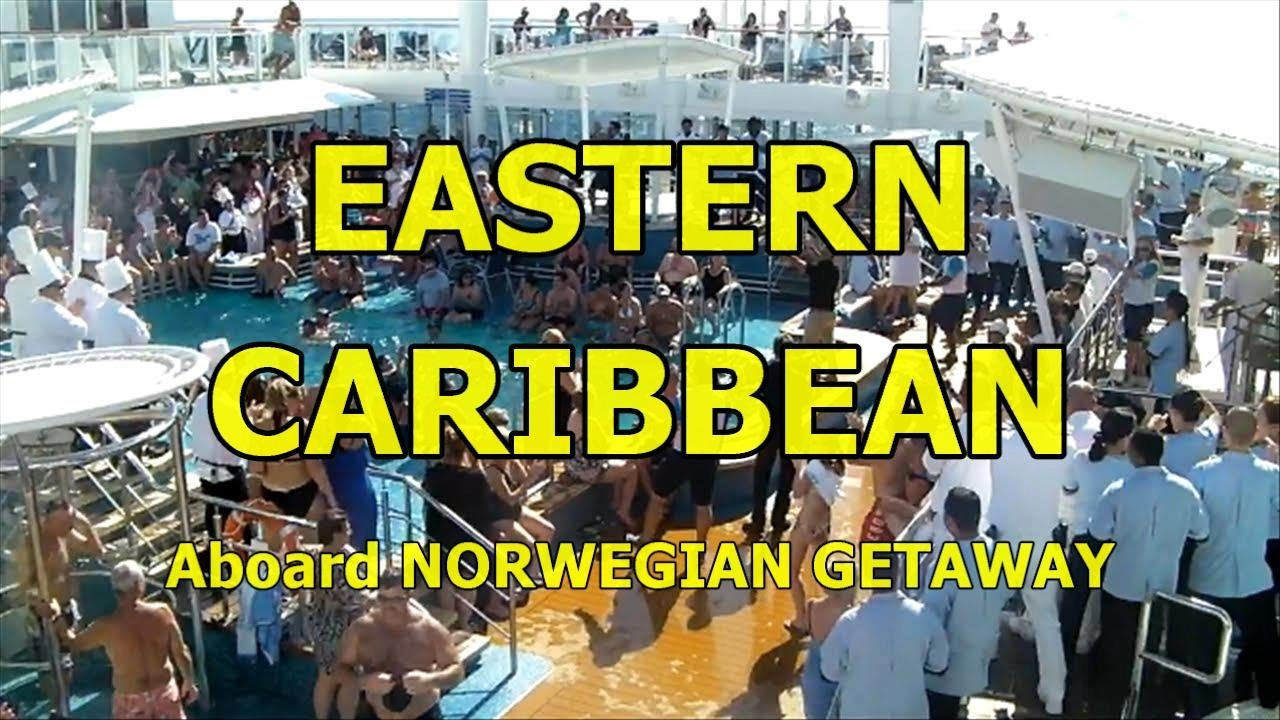 Norwegian Getaway Eastern Caribbean Cruise November 2014  YouTube