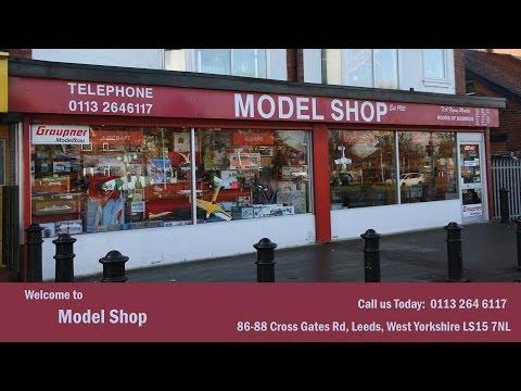 Model Shop Leeds